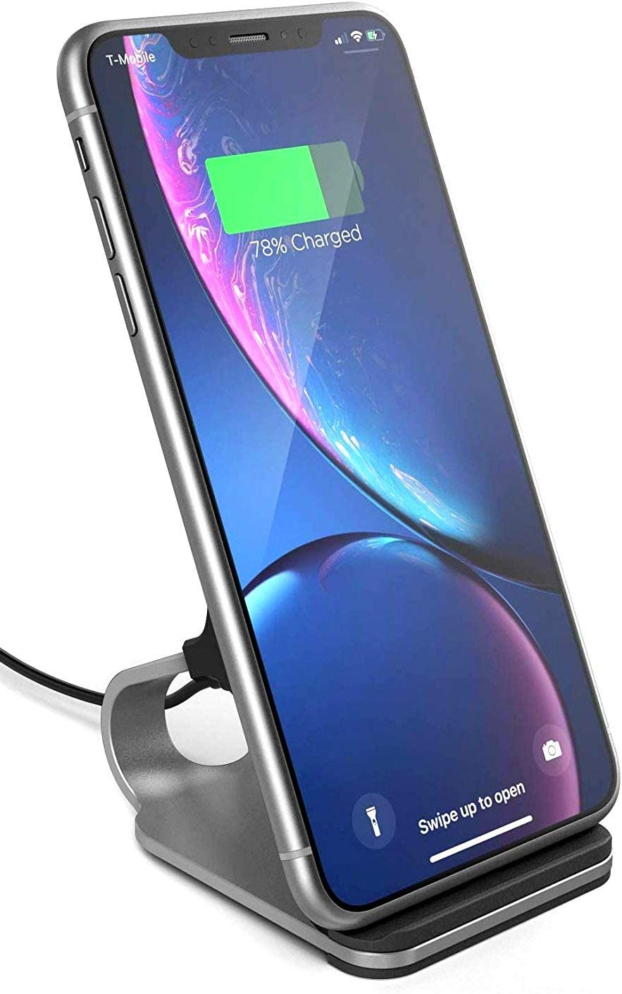 Encased iPhone Wireless Charger Stand Qi Charging Station for Apple iPhone 11/Pro Max/X/XR/Xs Max
