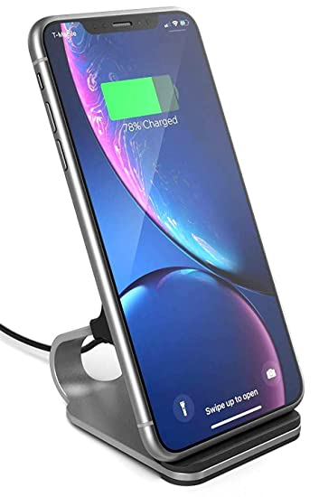 cheaper bc414 3b0e9 Encased Charger for iPhone XR/iPhone Xs Max Wireless Charging Stand  (Updated V2.4 2018)