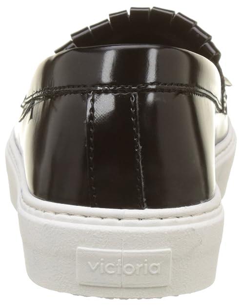 Victoria Mocasin Flecos Florentic PU, Mujer: Amazon.es: Zapatos y complementos