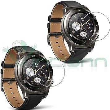 Protector de cristal transparente para HUAWEI Watch 2 Smartwatch ...
