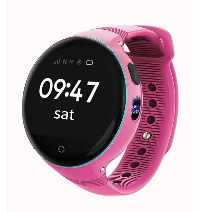S668 reloj inteligente para niños niños Smartwatch Móvil con ...
