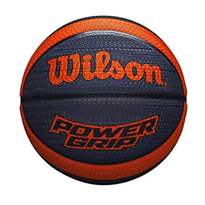 "Power New 212232 Wilson Grip Basketball - 29.5"" Official Size (-Pack) Action Wholesale Bulk Toys Action Condiment: Toys & Games"