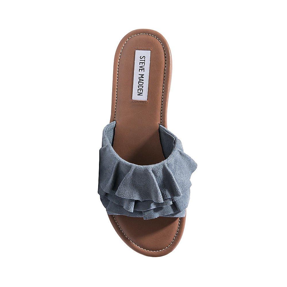 660b5201f9b Steve Madden Women's Getdown Flat Sandal