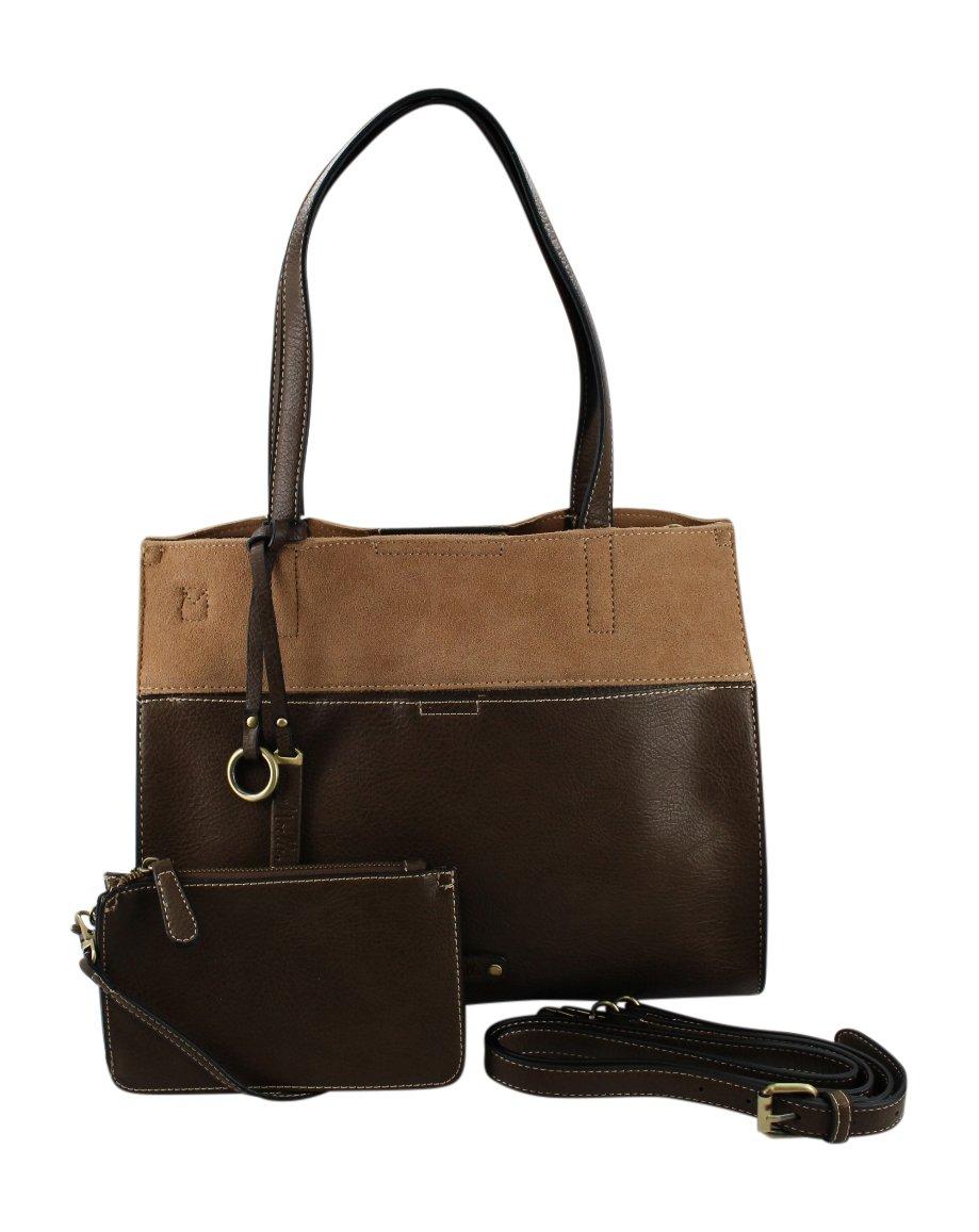 Simply Noelle 5th Avenue Shoulder Bag (Java)