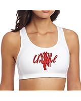 Women 39 s ncaa wagner college seahawks logo racerback yoga for Racerback t shirt bra