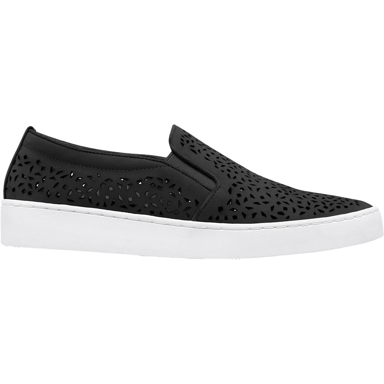 Vionic Women's Midi Perf Slip-on Sneaker Black 5 M