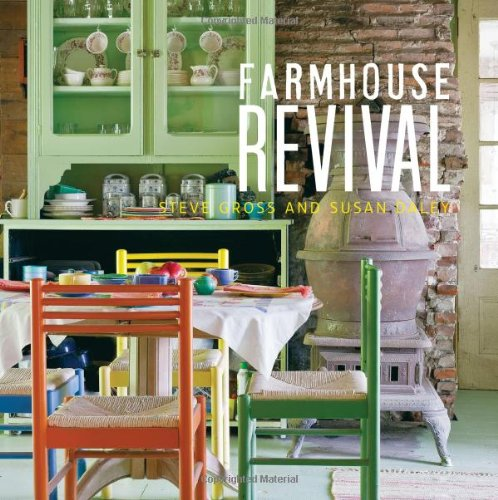 cheapest copy of farmhouse revival by susan daley steve