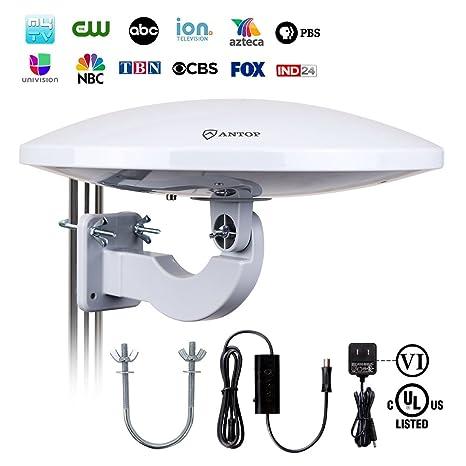 Review Outdoor HDTV Antenna -Antop