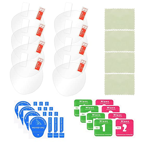 e53be9b1273 MIDWEC 4 Packs for Oculus Rift Anti-Blue Ray UltraClear Screen Protector