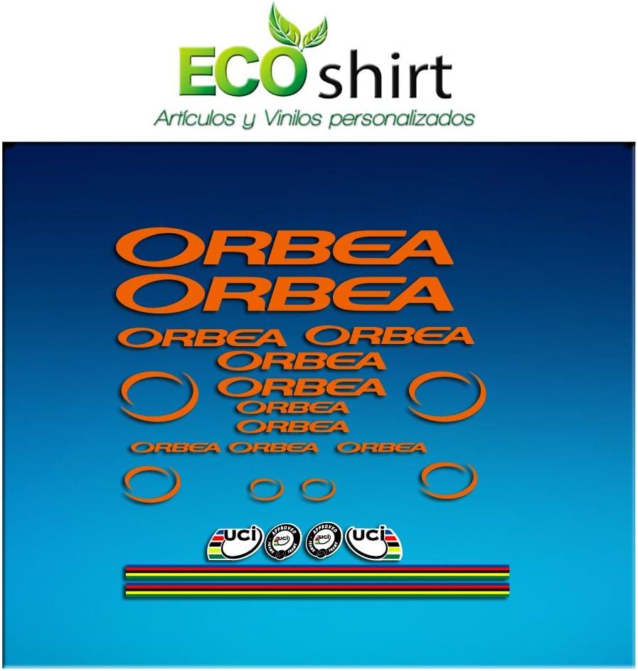 Ecoshirt 9K-ICI9-CJL3 Pegatinas Orbea R71 Vinilo Adesivi Decal ...
