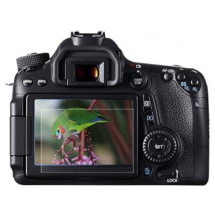 ghyc templado LCD de cristal protector de pantalla para Canon EOS ...