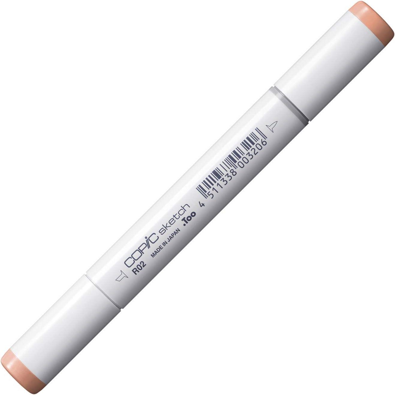 6 Copic SKETCH Markers DARK SKIN FLESH TONES Set-Alcohol Ink