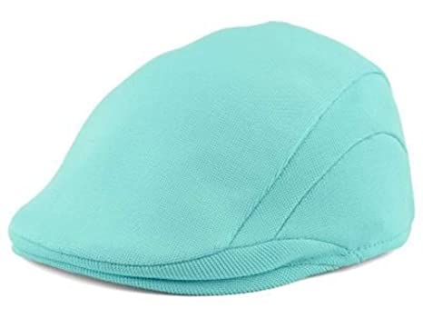 773b534b620 Image Unavailable. Image not available for. Color  Kangol Tropic 507  Turquoise Flat Hat ...