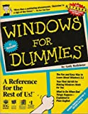 Windows for Dummies, Rathbone, Andy, 1878058614