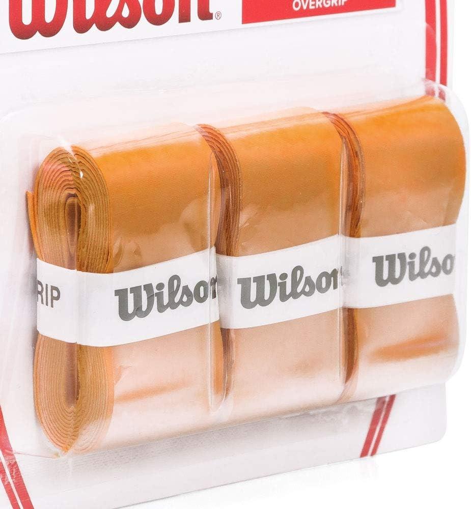 Unisex Wilson Pro Soft Overgrip Empu/ñadura