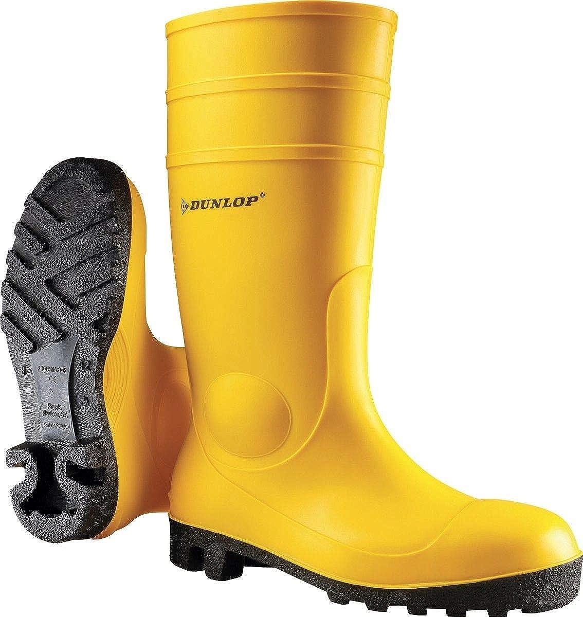 Dunlop A442031 S5 ACIF Unisex-Erwachsene Halbschaft Gummistiefel