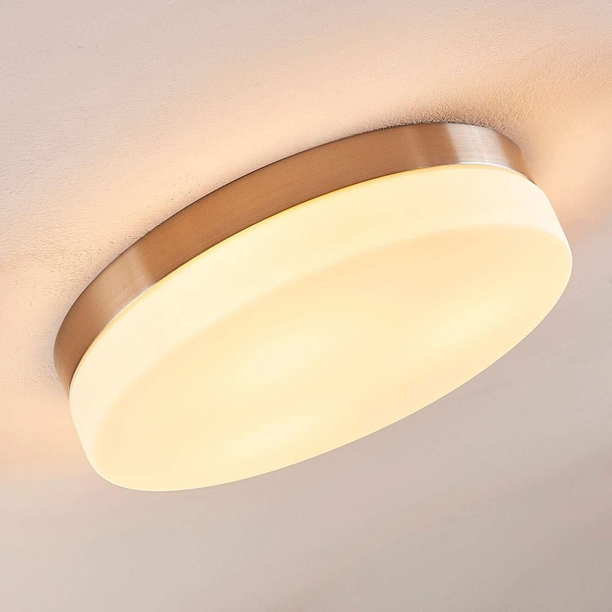 Lampenwelt Deckenleuchteamilia Dimmbar Spritzwassergeschutzt