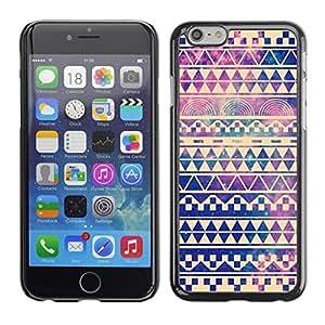 SKCASE Center / Funda Carcasa - Patrón Vignette Chevron;;;;;;;; - Apple Iphone 6 Plus 5.5
