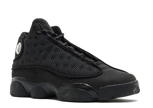 f36c1a3b0f1 Nike AIR Jordan 13 Retro BG (GS)  Black CAT  - 884129-011 - Size 3.5 ...