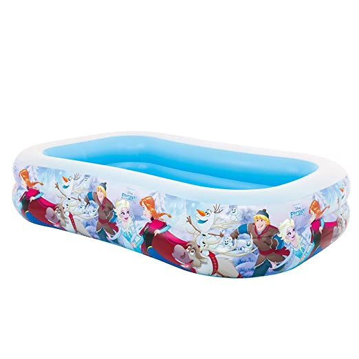 Intex Frozen Piscina Hinchable, 120 Litros, Multicolor ...