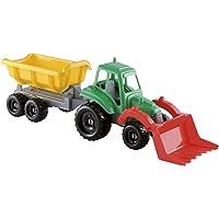 Ecoiffier - 327 - Jeu de Plage et de Sable - Tracteur Remorque