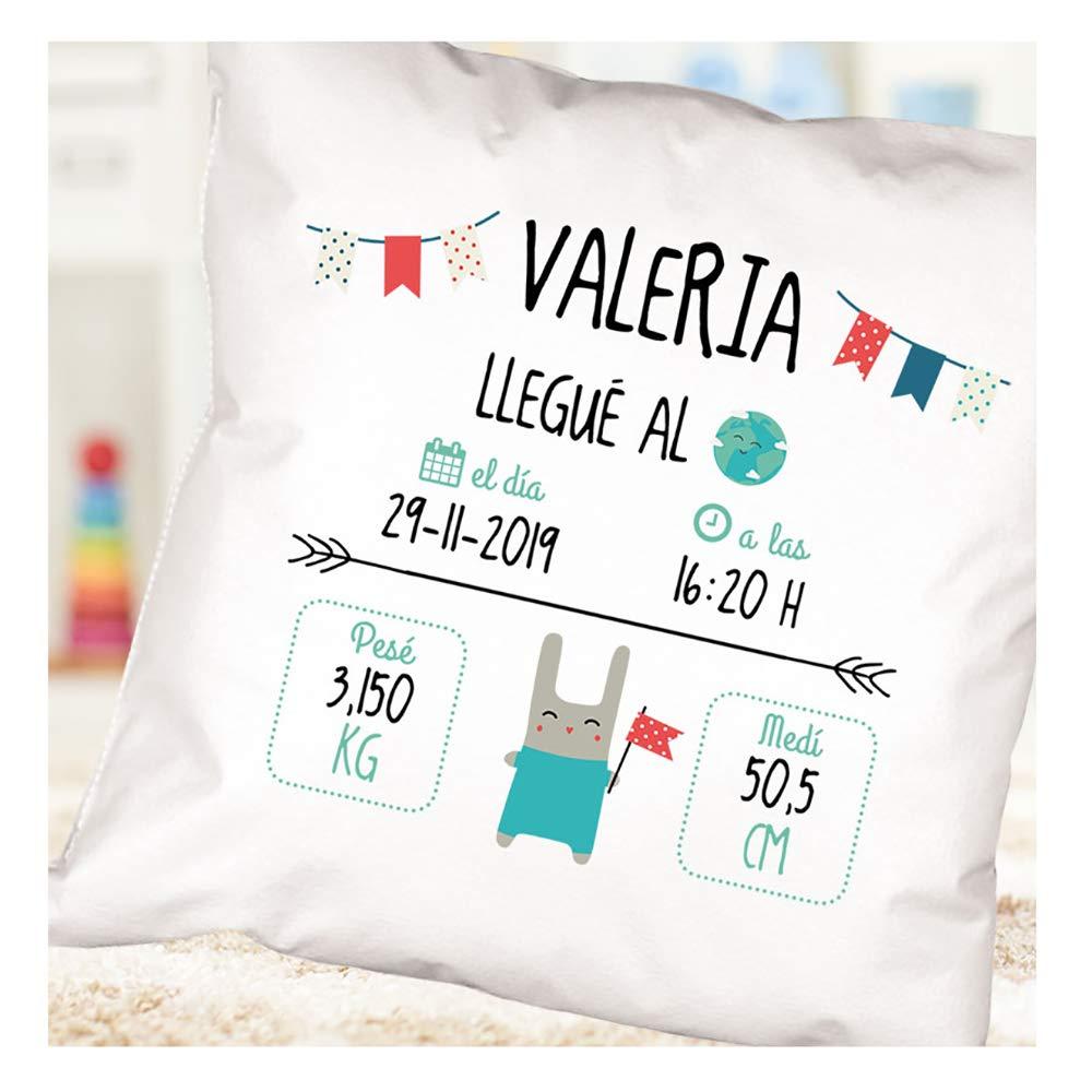 Calledelregalo Regalo Personalizable para bebés recién ...