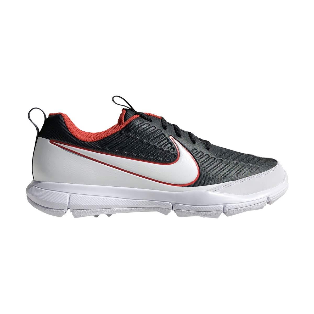 Nike Mens Explorer 2 Golf Shoe (10 D(M) US, Anthracite/White-Max Orange)