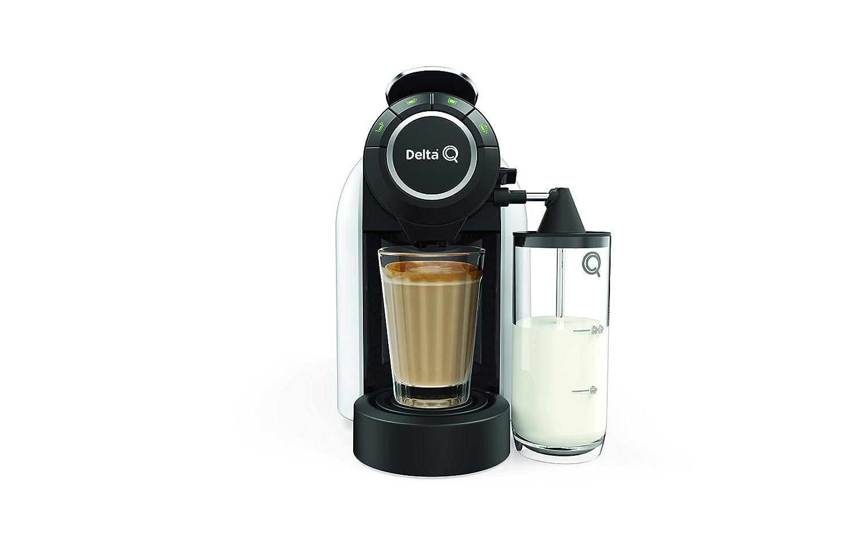 Delta Q milkqool Delta Q cafetera cápsula blanco 1200 W