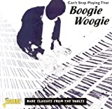 Can't Stop Playing That Boogie Woogie - Rare