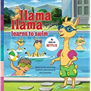 Llama Llama Learns to Swim