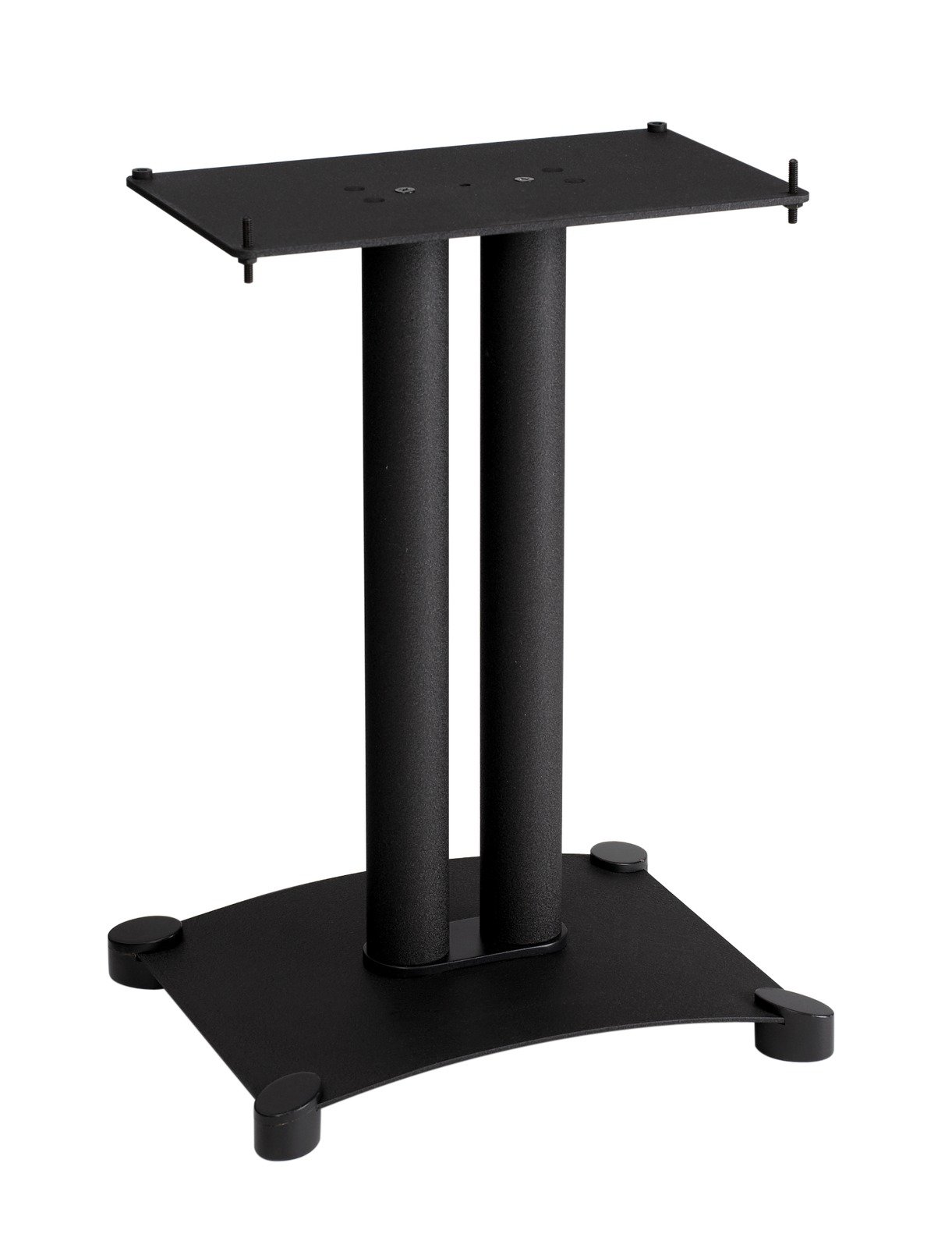 Sanus SFC22-B1 Steel Series 22'' Speaker Stand for Center Channel Speakers Black by Sanus