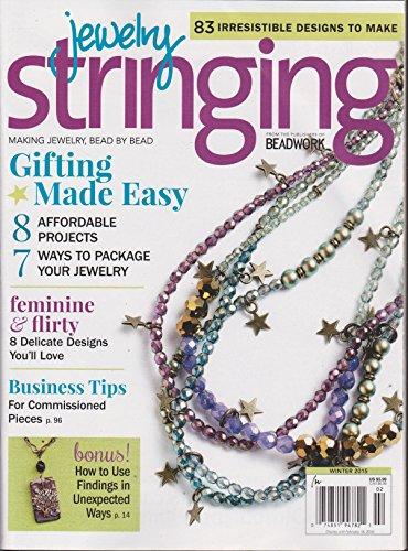 Jewelry Stringing Magazine Winter 2015