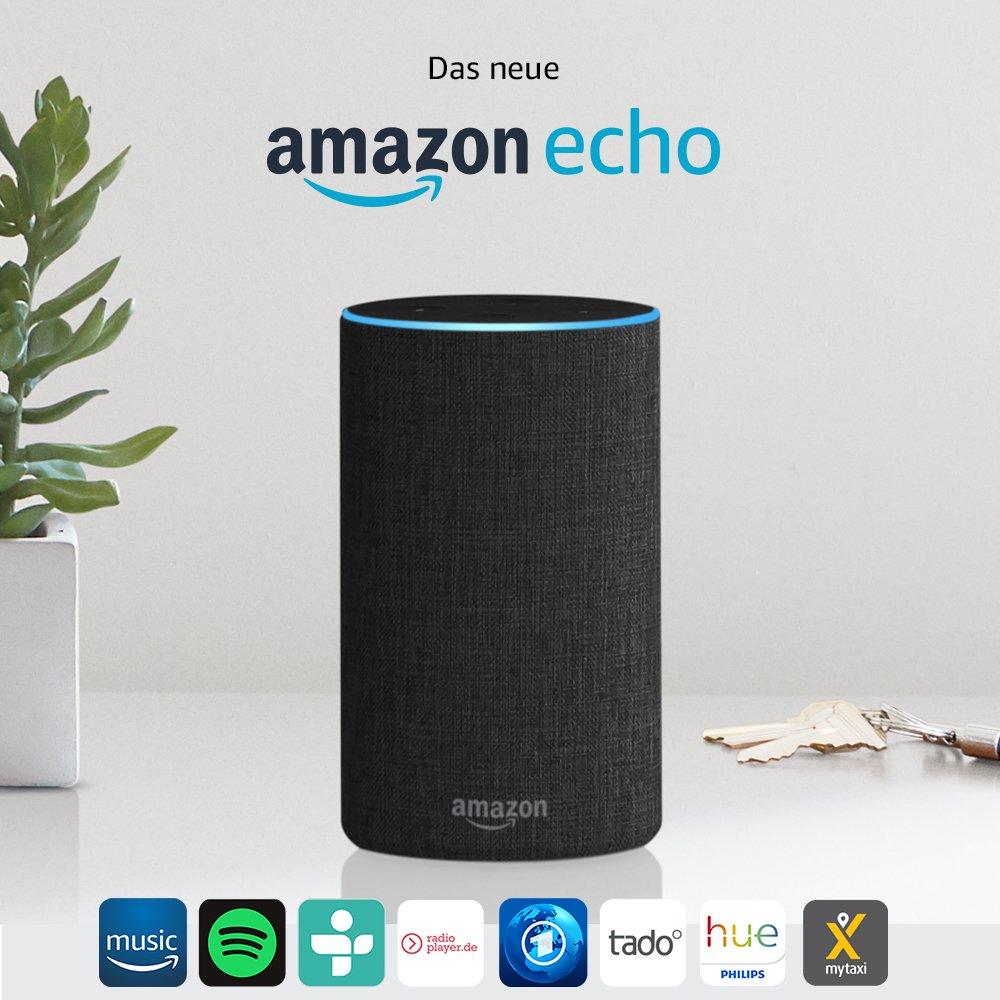 Das neue Amazon Echo -...