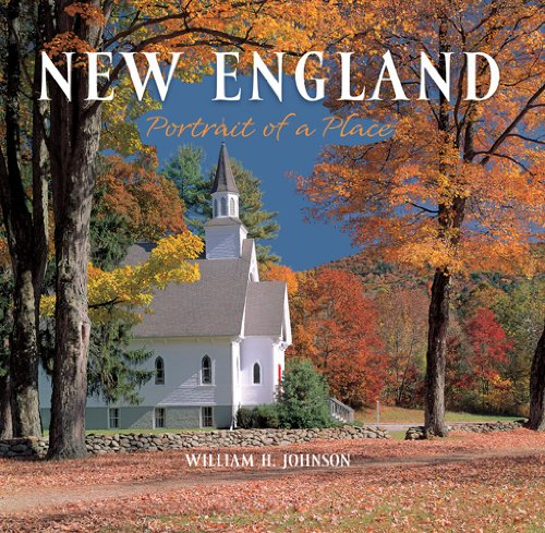 Read Online New England: Portrait of a Place ebook