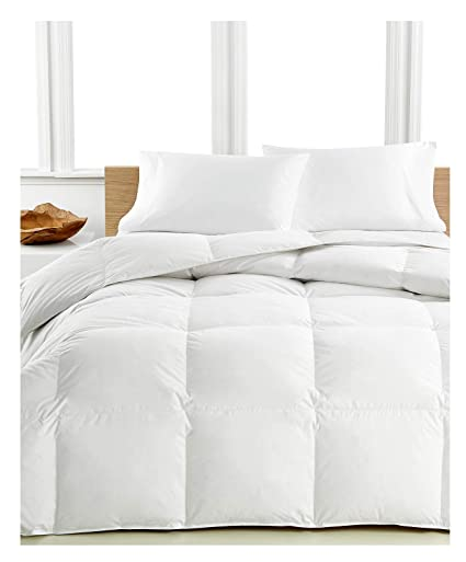 Amazon Com Calvin Klein Medium Warmth Down Full Queen Comforter