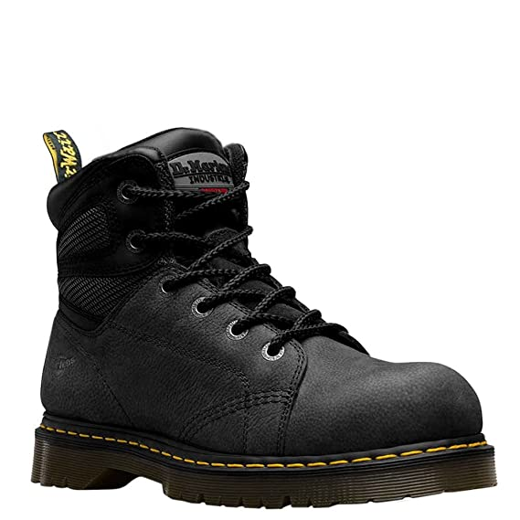 7307a0ffb Dr Martens Fairleigh Brown Safety Boot: Amazon.co.uk: Shoes & Bags