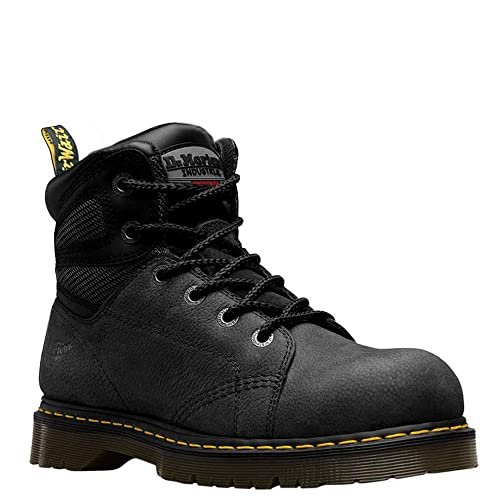 0756d1a8a43 Dr Martens Fairleigh Brown Safety Boot  Amazon.co.uk  Shoes   Bags