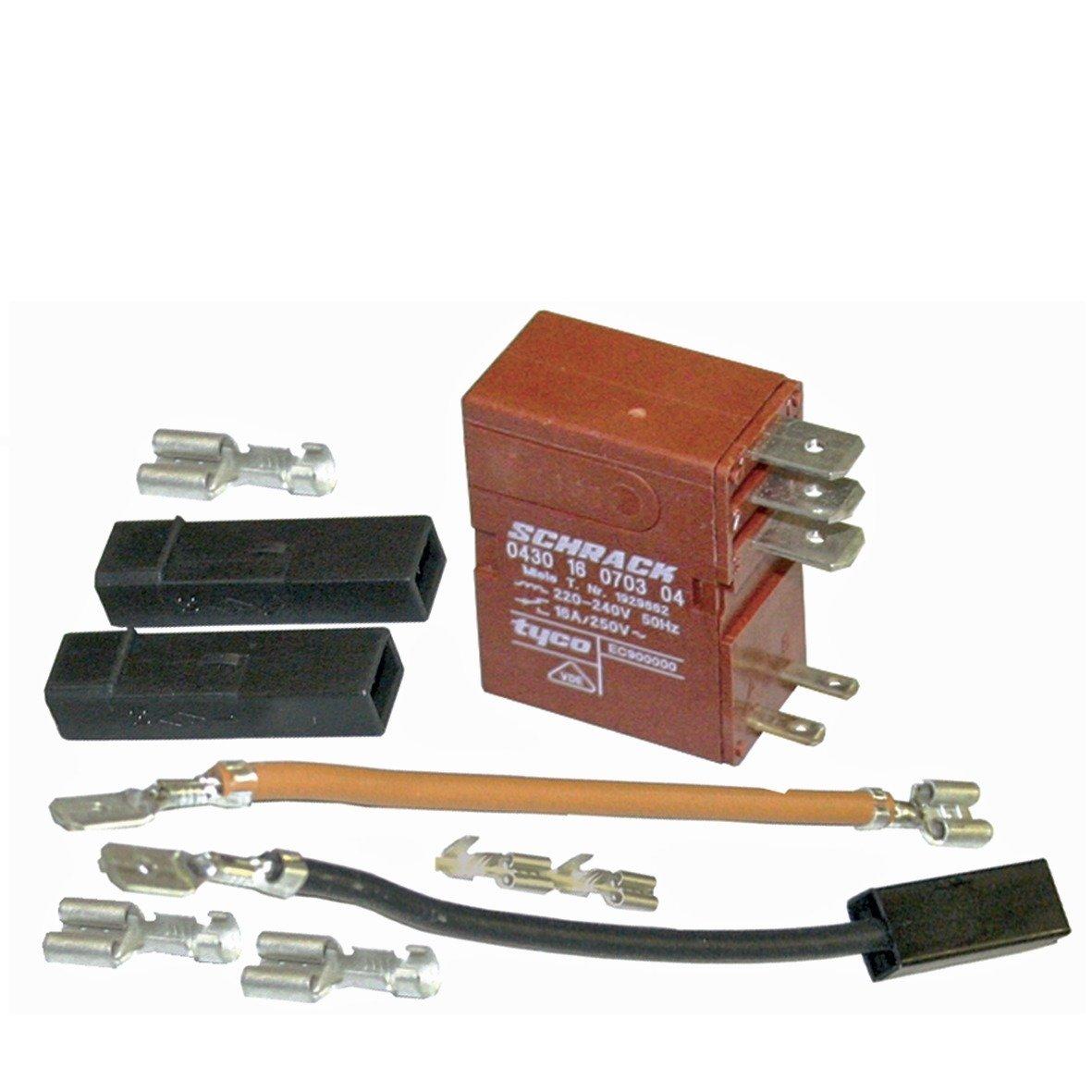 Lavavajillas Miele original elemento calefactor de relé T-Nr ...