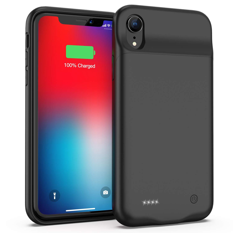 Funda Con Bateria de 4000mah para Apple Iphone Xr SWALLER [7LD15SYG]