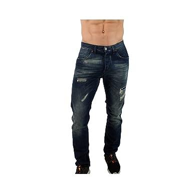 brand new 66994 c3657 JACK JONES Men's Jeans & ERIK WORKER VINTAGE Dark Blue ...