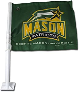 Rico Industries NCAA Car Flag
