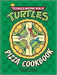 Les Tortues ninja, Pizza cookbook Tortues ninja, the ...