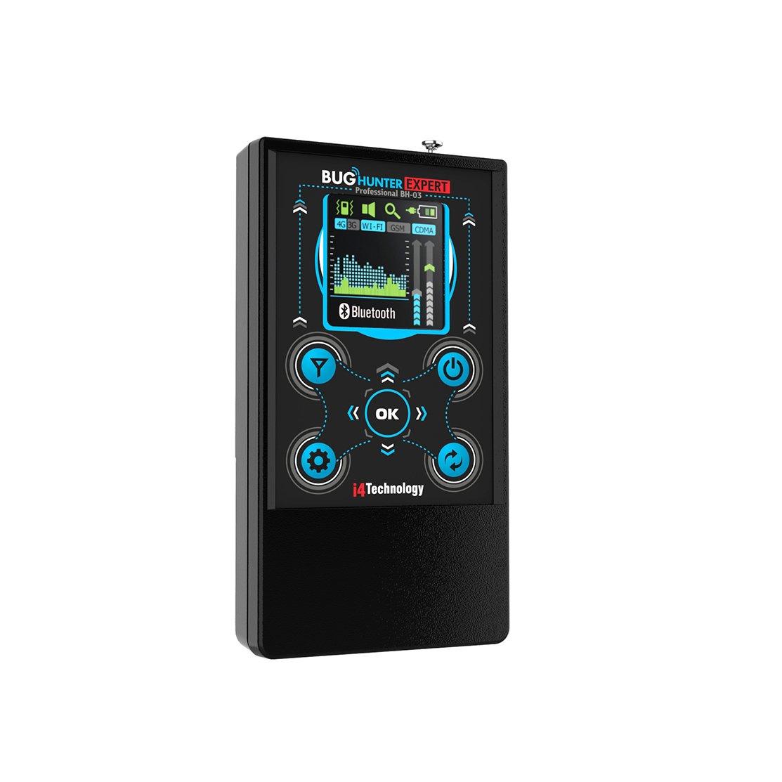 BH-03 Expert Detector de Frecuencias portátil 4G, 3G, WiFi, GPS y Bluetooth: Amazon.es: Bricolaje y herramientas
