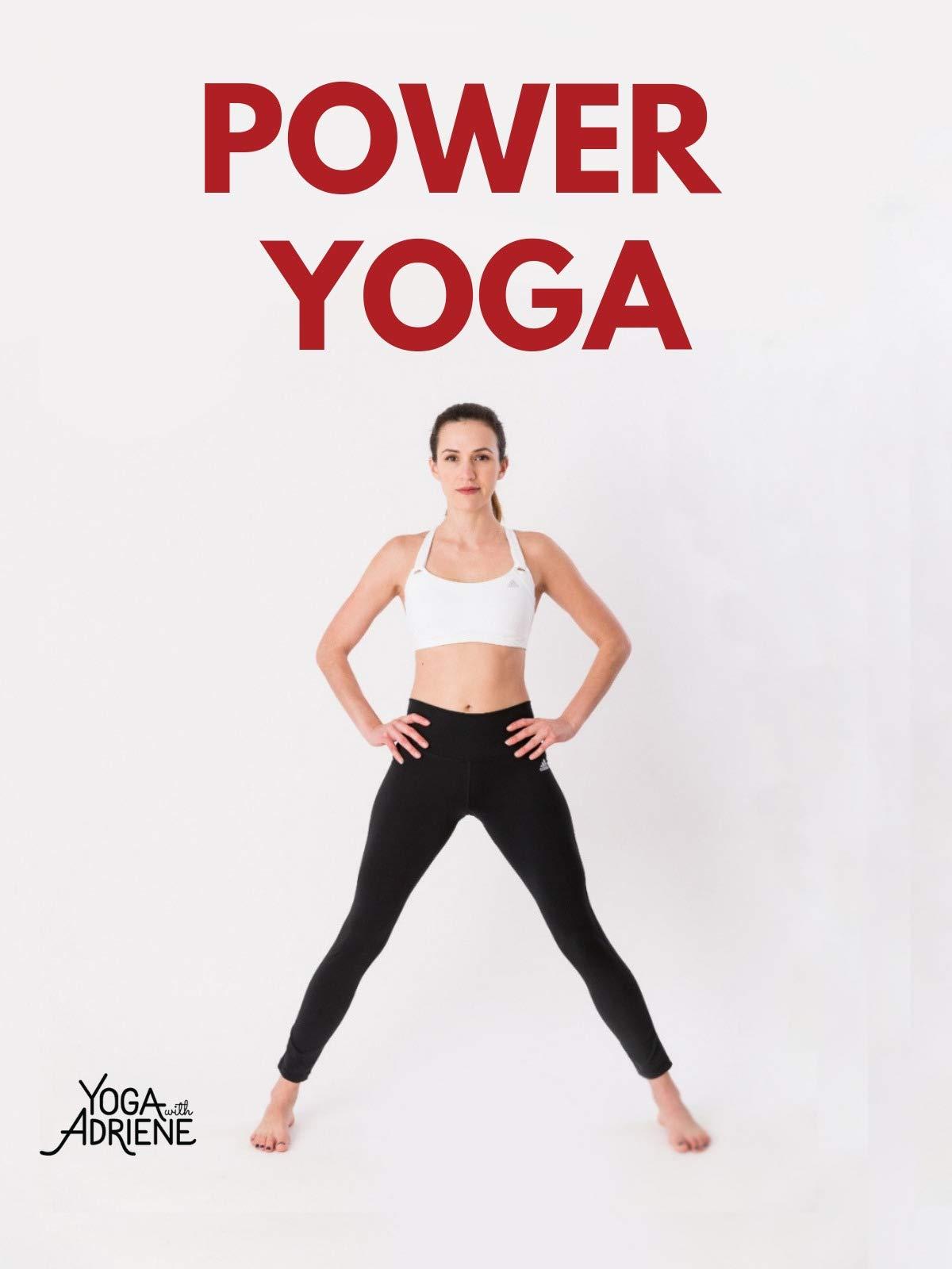 Amazon.com: Watch Yoga With Adriene: Power Yoga   Prime Video
