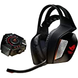 ASUS Gaming Headset ROG Centurion with USB Control Box   True 7.1 Stereo Surround Sound   Gaming Headphones with Mic