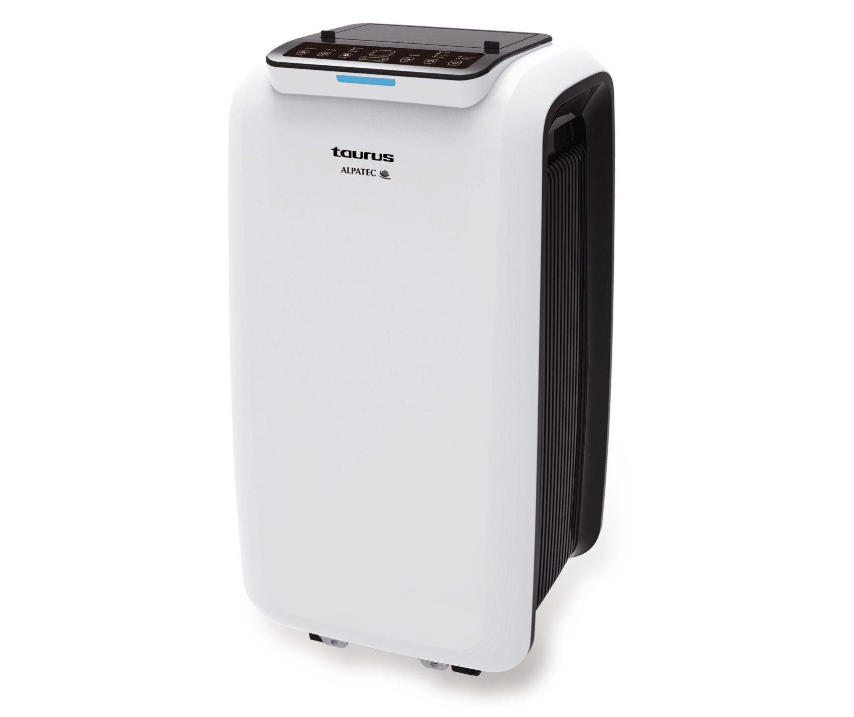 Taurus 280KT–Climatiseur portable, 990W, 3vitesses de ventilation, minuteur 24heures, blanc product image