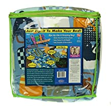 Zipit Bedding SYNCHKG077275 Extreme Sports Bedding