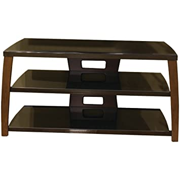 vitoria flat panel tv stand with integrated mount instructions bryony inch wide walnut accents stands mounts walmart