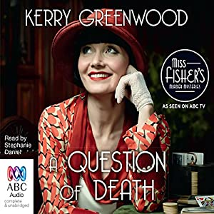 A Question of Death Audiobook