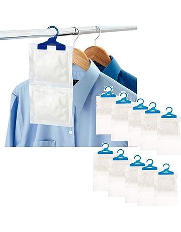 Deshumidificadores colgantes interiores ayudan a detener la humedad, el moho y la condensación, absorbe